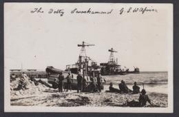 AK - NAMIBIE, ( Deutsch-Sûd West Afrika ) Swakopmund, The Jetty - Fotografische Postkarte - Namibia