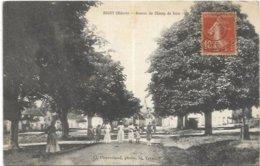 58.BOURY.   AVENUE DU CHAMP DE FOIRE - France