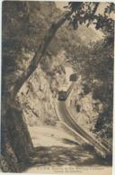 70-269 Helvetia Schweiz Suisse Switzerland Railway Martigny - Chatelard Tunnel Du Charbon - Zonder Classificatie