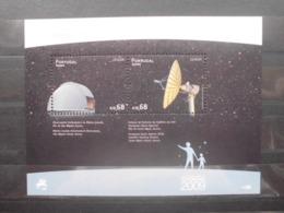 Azoren      Astronomie  Europa Cept    2009  ** - 2009