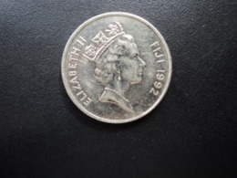 FIDJI : 20 CENTS   1992    KM 53a    NON CIRCULÉ (UNC) - Figi