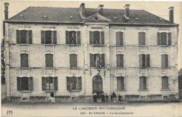 87. SAINT YRIEIX.   LAGENDARMERIE - Saint Yrieix La Perche