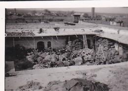 SYRIE--ALEP--MILITARIA  80è  R.A.N.A -mini-photo LEOPOLD Boulevard De France Alep--( Mon Séjour à ALEP Et Ses Environs ) - Guerre, Militaire