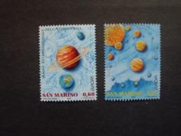 San Marino   Astronomie  Europa Cept    2009  ** - Europa-CEPT