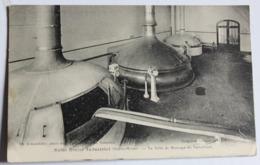 CPA Rare 52 Saint Dizier Industriel Salle De Brassage De Fort Carré 1939 DISTILLERIE BRASSERIE Bière Usine Miko Ortiz - Saint Dizier