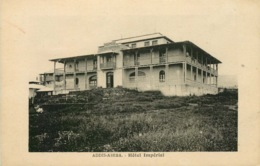 ETHIOPIE  ADDIS ABEBA  Hotel Impérial - Ethiopie