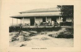 ETHIOPIE  ADDIS ABEBA  Hotel Du Lac ARAMAYA - Ethiopie