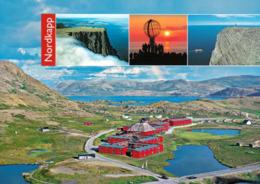 1 AK Norwegen * Ansichten Vom Nordkapp - Mehrbildkarte * - Norwegen
