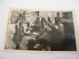 C.P.A.- Afrique - A.O.F. Haute Volta Burkina Faso - Pileuses Kado - Seins Nus - 1948 - SUP (CQ 67) - Burkina Faso
