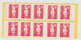 France : Carnet  N° 2874 Marianne De Briat - - Markenheftchen