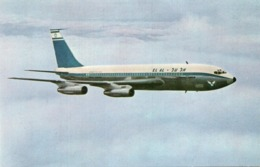 CT-02951- EL AL ISRAEL AIRLINES  BOEING 720 B             NON VIAGGIATA - 1946-....: Era Moderna