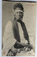 CPA Précurseur Mali Femme Type Bambara - Mali