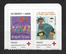 France Adhésif N° 145 Et 146 ** - France