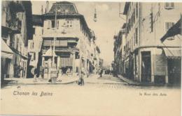 70-285 Helvetia Schweiz Suisse Switzerland Thonon Les Bains - Sin Clasificación