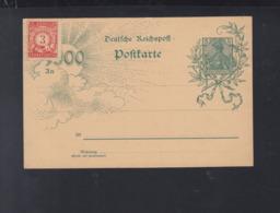 Privatpost Herold Frankfurt Oder Auf Blanko-Karte Geklebt - Privatpost
