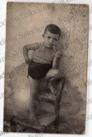 Bambino Baby Pipa Fumo Pipe- Photo - Foto Fotografia - Foto