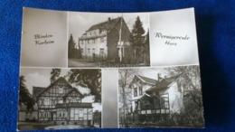 Blindenkurheim Wernigerode Harz Germany - Wernigerode