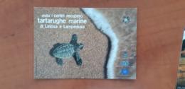 Sea Turtle Carte Postale - Schildpadden