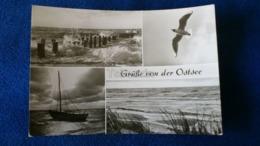 Die Ostsee Im Bezirk Rostock Germany - Rostock