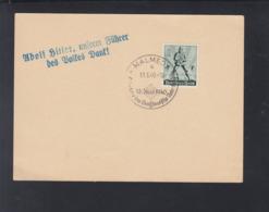 Dt. Reich PK Malmedy Propaganda Stempel Hitler 1940 - Briefe U. Dokumente