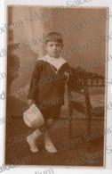 1920 - Bambino Baby - Photo - Foto Fotografia - Cappello Hat - Foto