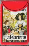 Jeu De 54 Cartes à Jouer: Costumes Alsaciens - Edition Duserre, Les Provinces Française, L'Alsace - Playing Cards (classic)