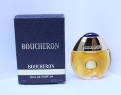 Boucheron - Miniatures Femmes (avec Boite)