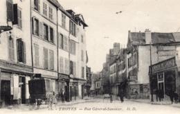 TROYES Rue Général Saussier D.D. - Troyes