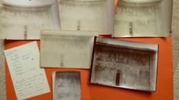 L'ARGENTIÈRE -Htes Alpes- Photos Des Peintures Murales De L'Église + Dessins-relevés Couleurs+ Notes Sur Historique - Plaatsen
