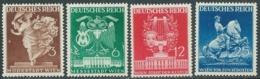 1941 GERMANIA TERZO REICH FIERA DI VIENNA MNH ** - UR43-7 - Ungebraucht