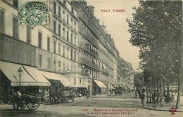PARIS  11eme Arrondissement    TOUT PARIS  Boulevard Richard Lenoir - Arrondissement: 11