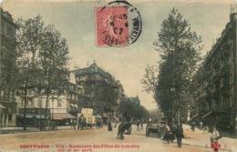 PARIS  11eme Arrondissement    TOUT PARIS  Boulevard Des Filles Du Calvaire - Paris (11)