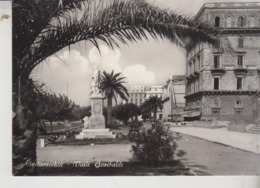 CIVITAVECCHIA ROMA VIALE GARIBALDI 1958 - Civitavecchia