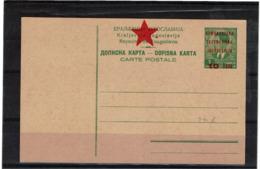 FAL JUG - EP CARTE POSTALE  NEUVE REF. MICHEL P91b - Postal Stationery