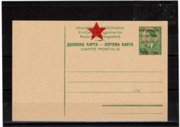 FAL JUG - EP CARTE POSTALE  NEUVE REF. MICHEL P91a - Postal Stationery