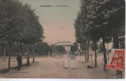GERARDMER LE BOULEVARD KIOSQUE - Gerardmer