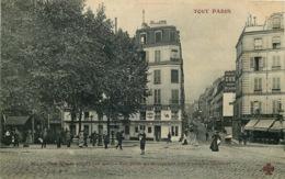 PARIS  11eme Arrondissement  TOUT PARIS  Rue Oberkampf Prise Au Boulevard Des Filles Du Calvaire - Arrondissement: 11