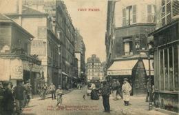 PARIS  11eme Arrondissement  TOUT PARIS  Rue Popincourt - Arrondissement: 11