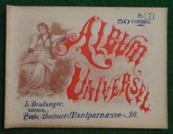 Album Universel Illustré L. Boulanger - N° 7 - Russie - Moscou - Geografia