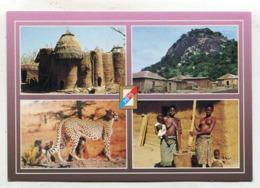 TOGO - AK 361166 Village Traidionnel - Leopard Du Nord Togo - Togo