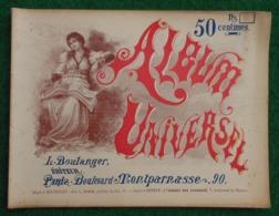 Album Universel Illustré L. Boulanger - N° 3 - Turquie - Constantinople - Géographie