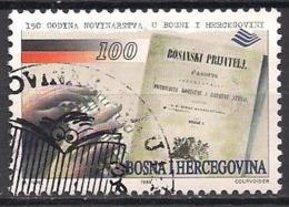 Bosnien-Herzegowina  (1996)  Mi.Nr.  52  Gest. / Used  (3fa37)+ - Bosnien-Herzegowina