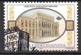 Bosnien-Herzegowina  (1996)  Mi.Nr.  51  Gest. / Used  (3fa38)+ - Bosnien-Herzegowina