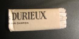 Lot 5 Filtres Pur Chiffon DURIEUX Matériel Ancien Laboratoire Expérience - Ciencia & Tecnología