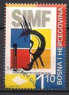 Bosnien-Herzegowina  (1999)  Mi.Nr.  187  Gest. / Used  (3fa39) - Bosnien-Herzegowina