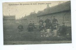 Beverloo Epluchement Des Pommes De Terre ( Patatten Jassen ) - Leopoldsburg (Camp De Beverloo)