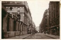PARIS  14eme Arrondissement   Rue Delambre - District 14