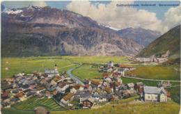 70-302-1 Helvetia Schweiz Suisse Switzerland Gotthardstrasse Andermatt - Sin Clasificación