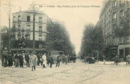 PARIS  14eme Arrondissement   Rue D'alesia - Arrondissement: 14