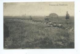 Beverloo Peloton En Tirailleurs - Leopoldsburg (Camp De Beverloo)